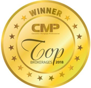 Winner CMP Top Brokerages 2018