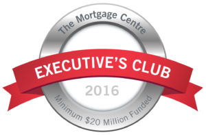 Executive's Club 2016 - The Mortgage Centre