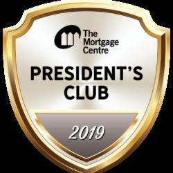 2019 Presidents Club Silver